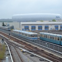 A müncheni Allianz Aréna