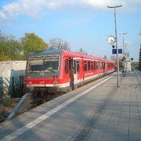 A dízel S-Bahn utolsó éve
