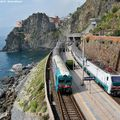 A Pisa–Genova-vasútvonalon