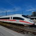 A német ICE nagysebességű motorvonatok története - 1. rész