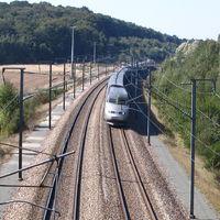 A befejezéséhez közelít a TGV Sud Atlantiqueu Europe vasútvonal építése