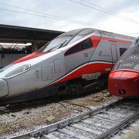 Venezia Santa Lucia - Velence vasúti kapuja