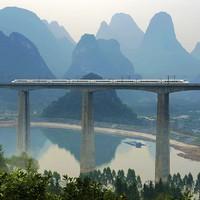 A Kujjang-Kuangcsou nagysebességű vasútvonal