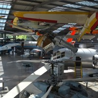 A Deutsches Museum Flugwerft Schleißheim