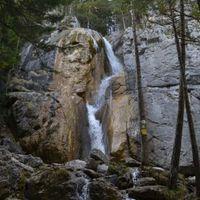 A puchbergi Sebastian Wasserfall