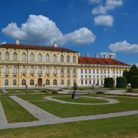 A Schlossanlage Schleißheim
