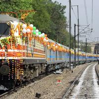 Nagysebességgel Indiában - a Mumbai-Ahmadábád nagysebességű vasútvonal