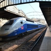 Bővülő TGV hálózat 2030-ig
