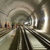 A világ leghosszabb vasúti alagútjai