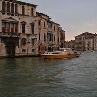 Vízibusszal Velencében