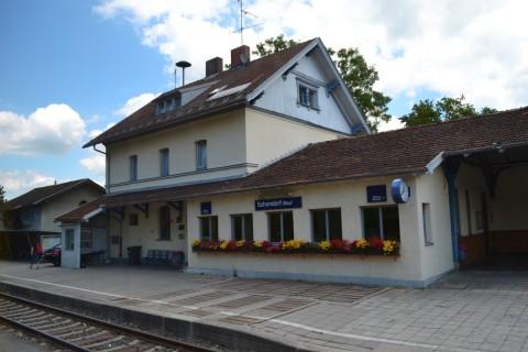 ammerseebahn Schondorf állomás