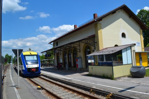 ammerseebahn Alstom Coradia LINT