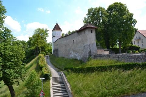 Schongau városfal