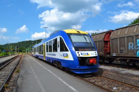 ammerseebahn Schongau Alstom Coradia LINT