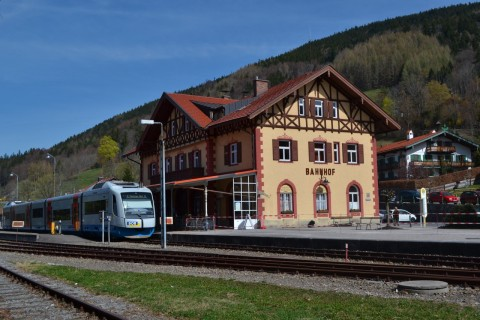 tegernsee bob VT 105 Integral Bayerische Oberlandbahn