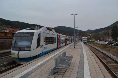 bob Bayerische Oberlandbahn Vt 105 integral