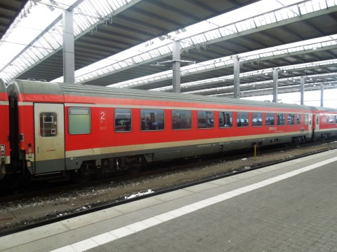 München-Nürnberg-expressz betétkocsi