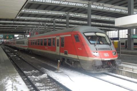 München-Nürnberg-expressz vezérlőkocsi