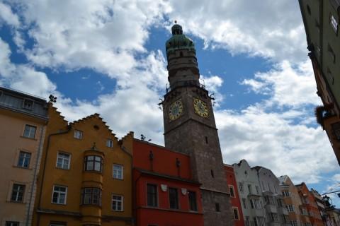 innsbruck Stadtturm