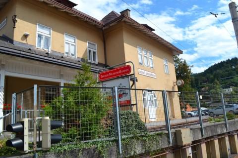 innsbruck Tiroli vasútmúzeum