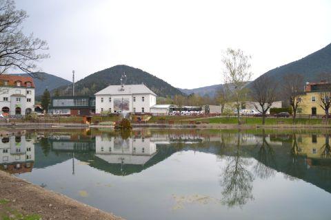 Puchberg am Schneeberg állomás