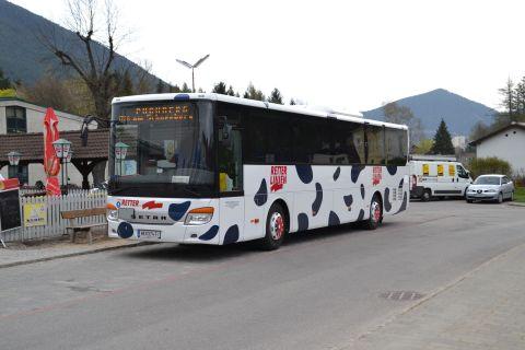 Puchberg am Schneeberg autóbusz bociminta