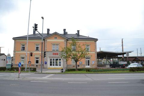 semmeringbahn Ternitz állomás