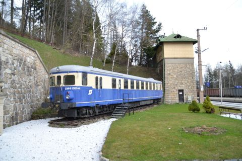 semmeringbahn állomás ÖBB 5144 sorozat