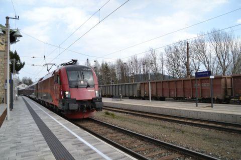 semmeringbahn Railjet