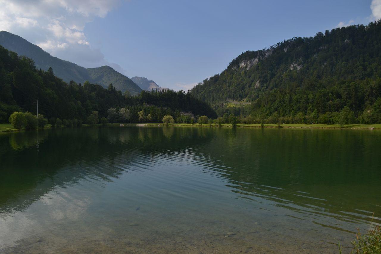 ausztria, elisabethsee