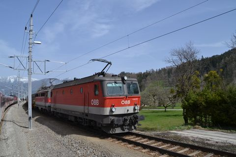 Ausztria, Pyhrnbahn