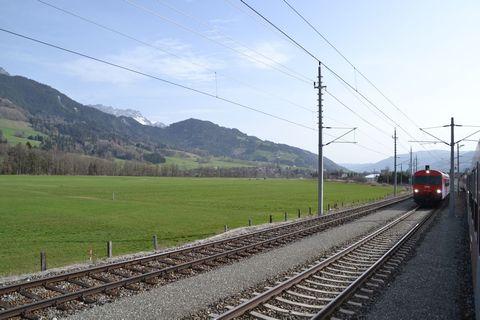 Ausztria, Ennstalbahn