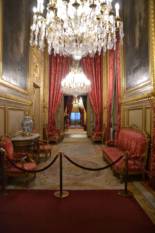 louvre, párizs, múzeum, napóleon, apartman