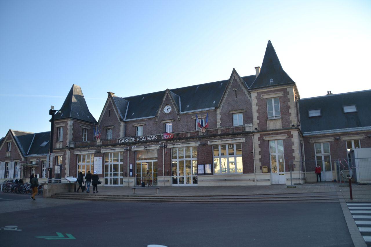 Gare de Beauvais