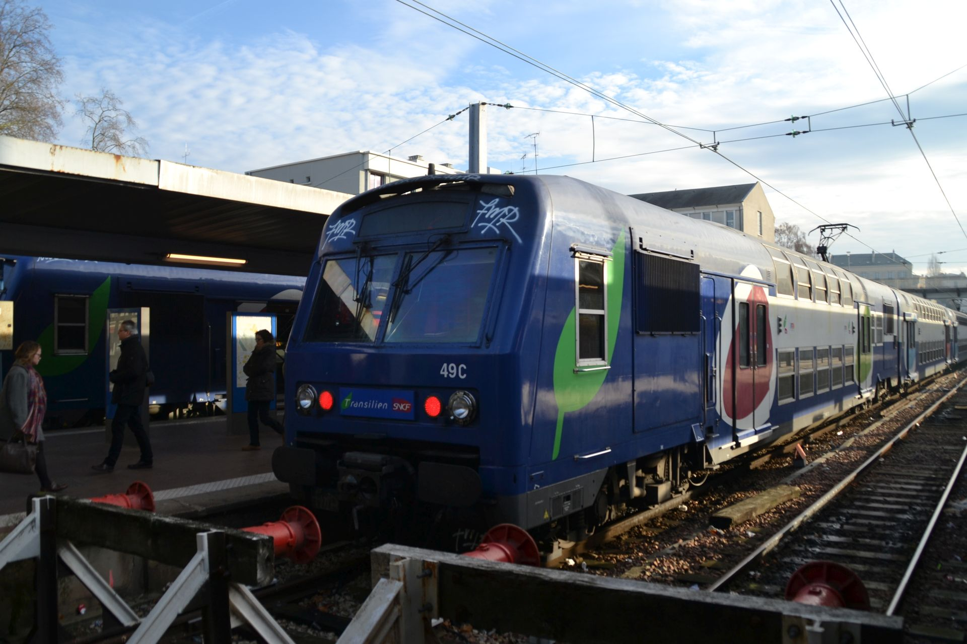 Gare de Versailles-Château-Rive-Gauche
