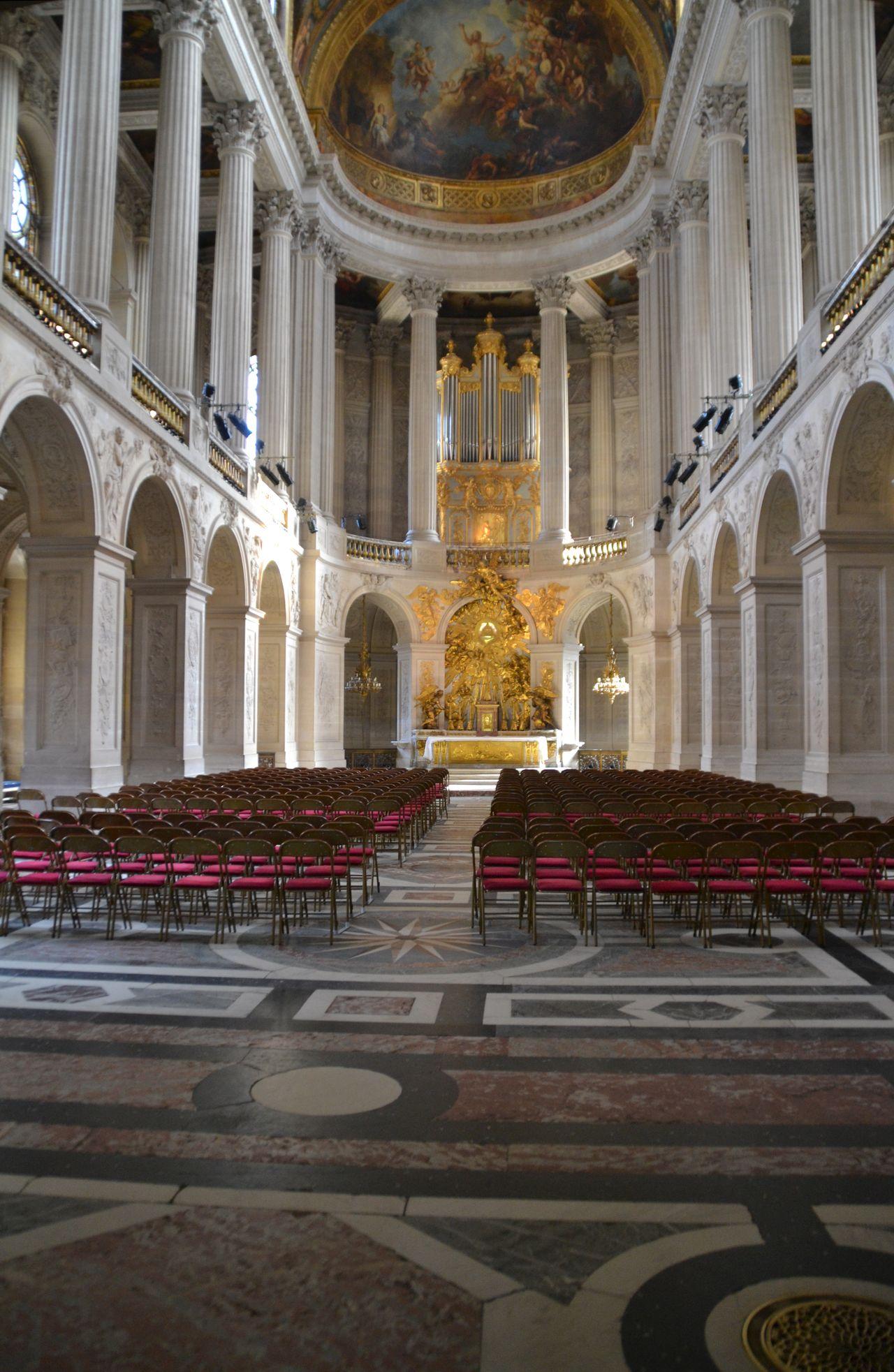 Versailles-i kastély templom