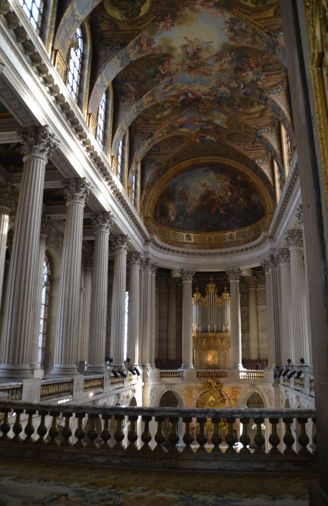 Versailles-i kastély lépcsőház