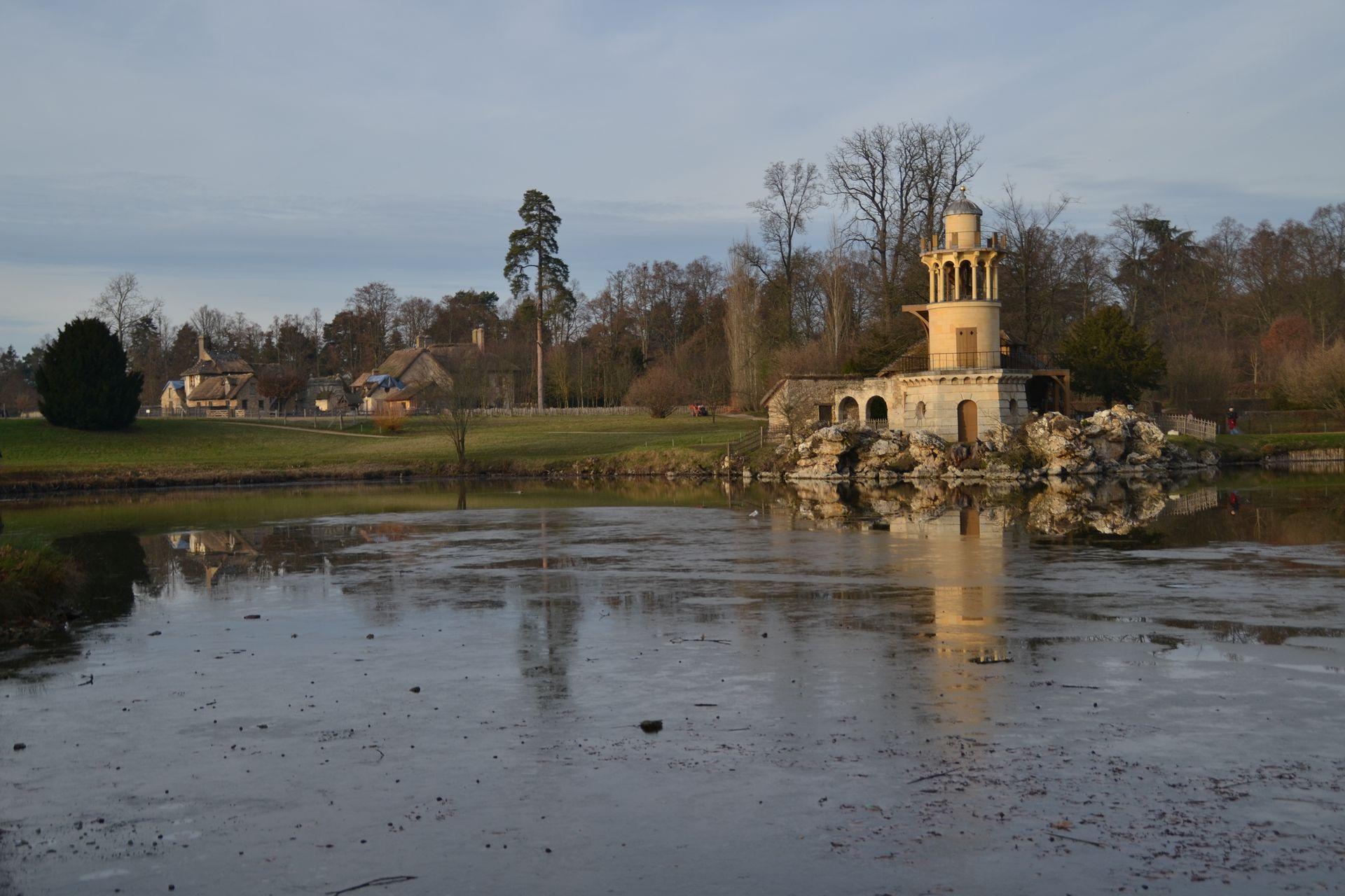 Versailles-i kastély, királyné faluja