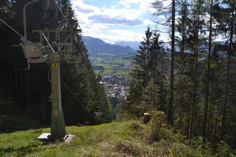 Ausztria, windischgarsten, libegő