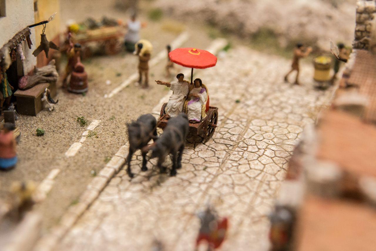 pompeji, pompeii, miniatur wunderland hamburg, olaszország