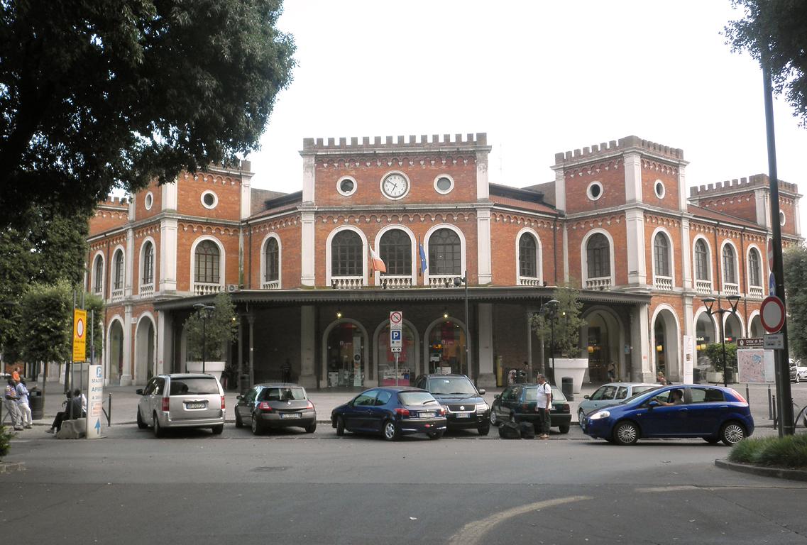 Brescia–Iseo–Edolo-vasútvonal, Bresica