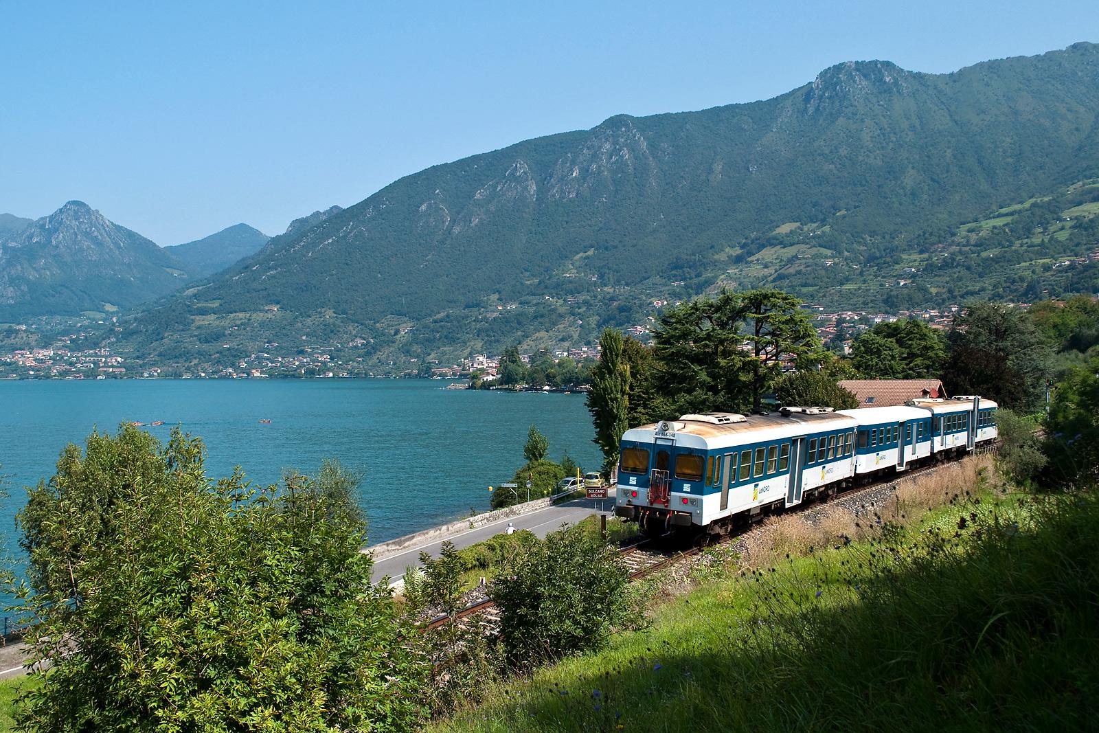 Brescia–Iseo–Edolo-vasútvonal, Sulzano állomás