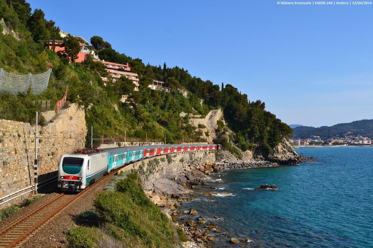 Genova-ventimiglia-vasútvonal