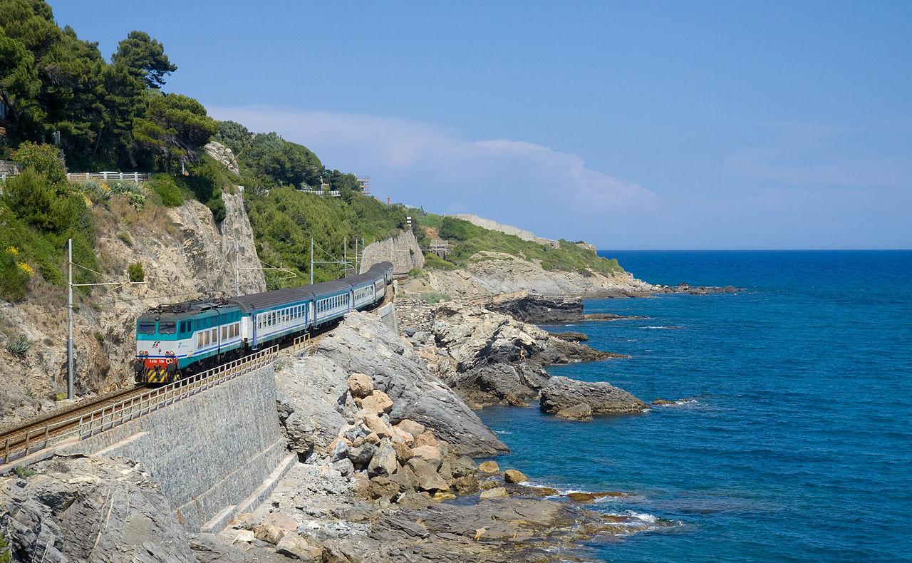 Genova-ventimiglia-vasútvonal, crevo