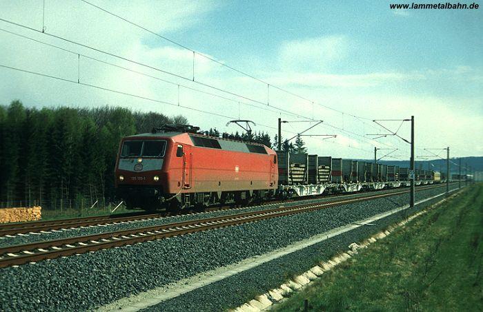 InterCargoExpress, DB 120 sorozatú villamos mozdony