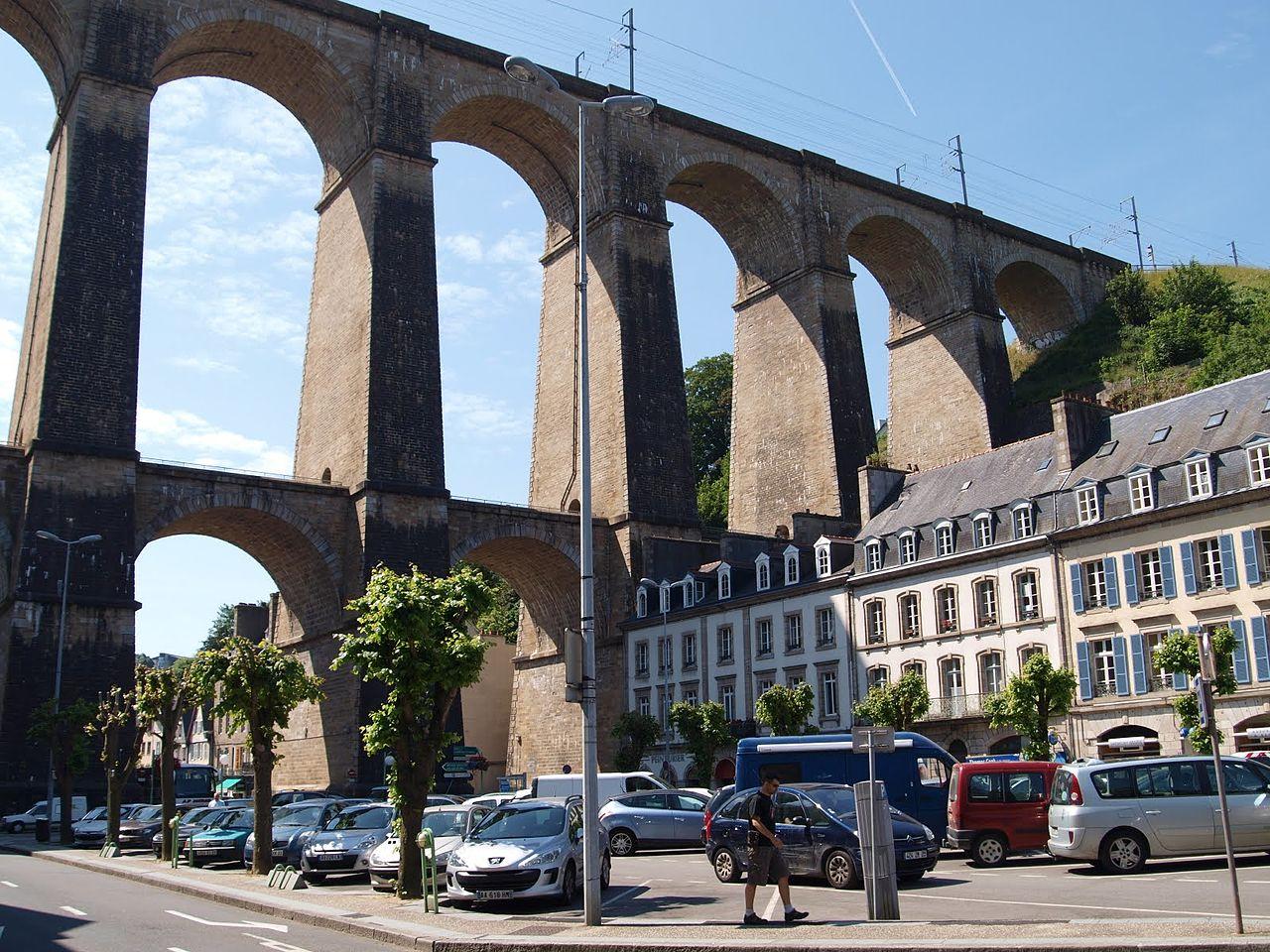 morlaix viadukt