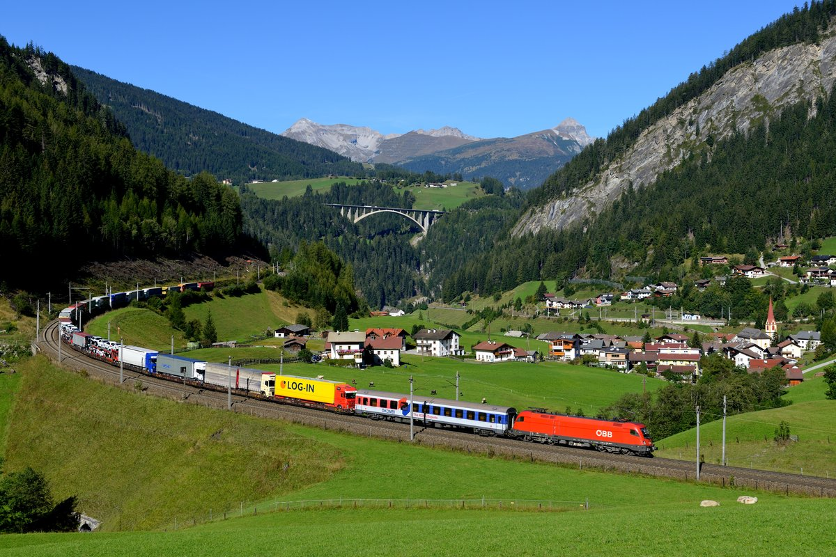 Rola, brenner hágó, brenner-vasútvonal, olaszország, kombinált szállítás