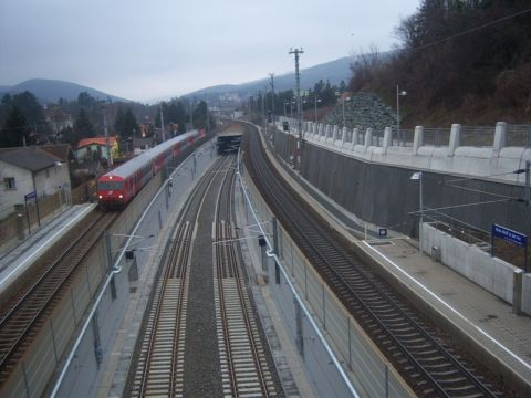 bécs, ausztria, lanzier tunnel, alagút