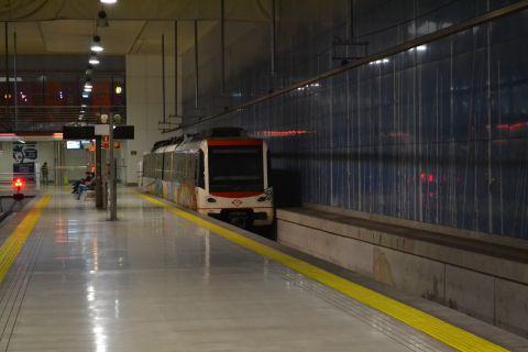 mallorca vasútja metró