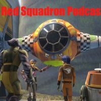 Red Squadron Podcast 08 - Sabine Mesterműve